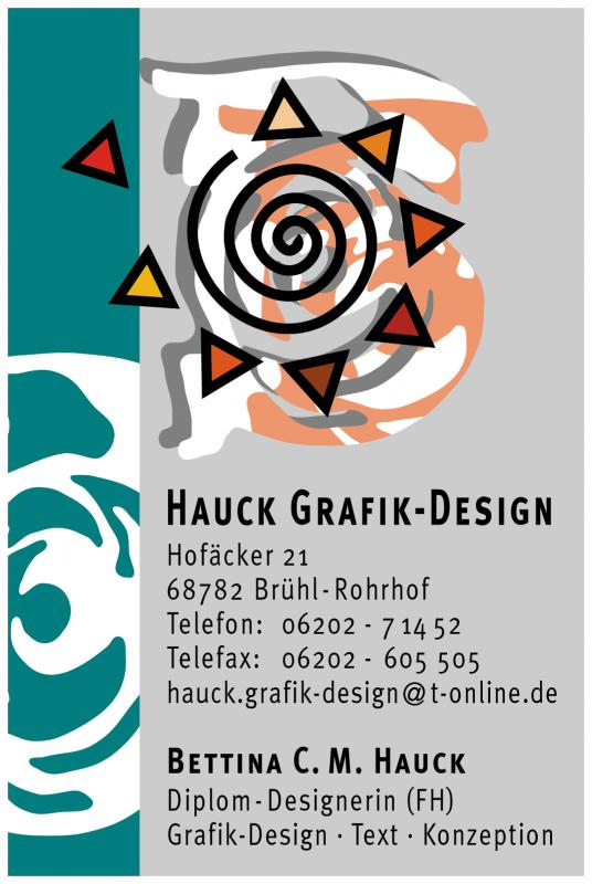 Hauck Grafik-Design