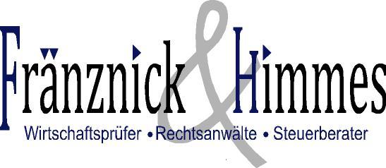 Fränznick & Himmes Wirtschaftsprüfer - Rechtsanwälte - Steuerberater