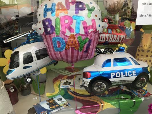 Wir haben unser Angebot an Folienballons massiv erweitert, schauen Sie einmal vor