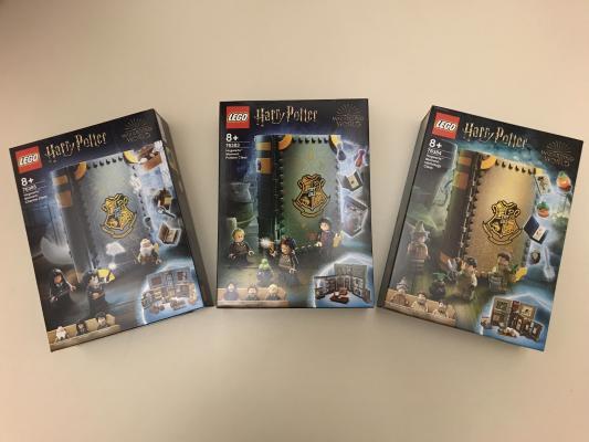 der neue Spielspaß von LEGO ist bei uns vorrätig